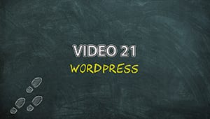 PLAM4V21: WordPress