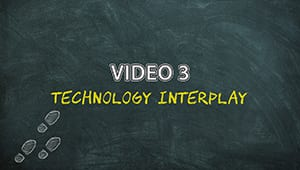 PLAM1V3: Technology Interplay