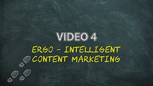 PLAM1V4: ERGO – Intelligent Content Marketing
