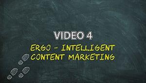 PLAM1V4: ERGO – Intelligent Content Marketing